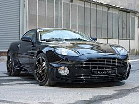 Mansory upravil Aston Martin Vanquish S