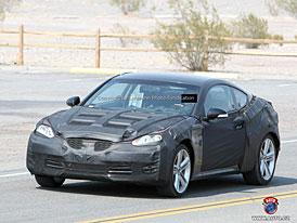 Spy Photos: Sportovní Hyundai Coupé s pohonem zadních kol