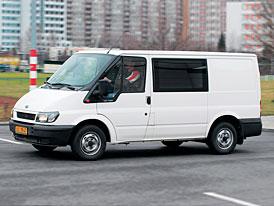 Ojetý Ford Transit 100 T 300 Kombi – Univerzální sluha