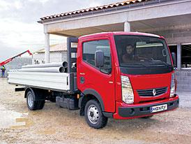 Renault Maxity – Lehká kavalerie