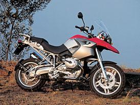 BMW Motorrad slaví, vyrobilo 100 tisíc motocyklů R1200GS