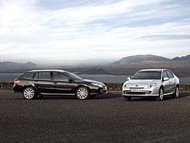 Renault Laguna 1,5 dCi (81 kW) se spotřebou 5,1 l/100 km
