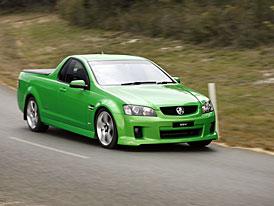 Holden VE Ute:  tak trochu jiné pickupy
