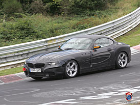 Spy Photos: Nové BMW Z4 na Nürburgringu