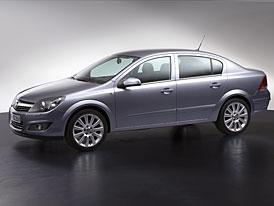 Opel začal v Polsku vyrábět Astru Sedan
