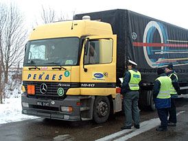 Dechové zkoušky jako standard silničních kontrol od ledna 2010