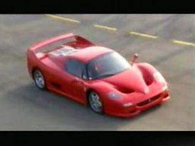 Video: Ferrari F50 – formule ukrytá pod svůdnou karoserií