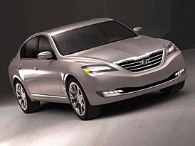 Hyundai Genesis bude m�t v�ce ne� 280 kW!