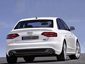 Nové Audi A4 na českém trhu od 862.400,-Kč