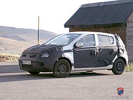Spy Photos: Hyundai i20 je nový soupeř Škody Fabia - první fotografie