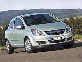 Opel Corsa Hybrid Concept a další ekologické modely míří na IAA