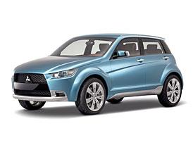 Mitsubishi do Frankfurtu přiveze nový Lancer a studii Concept-cX