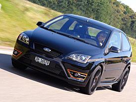 Ford Focus ST Black Edition: Černý baron