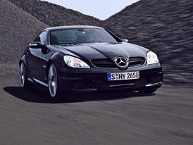 Mercedes-Benz SLK 55 Black Series oficiálně v prodeji