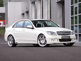 Brabus Mercedes-Benz C 220 CDI: extra koně pro naftový motor
