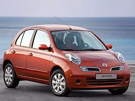Nissan Micra 2008 na českém trhu: ceny se nemění