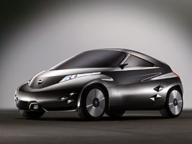 Nissan Mixim – budoucnost pro tři