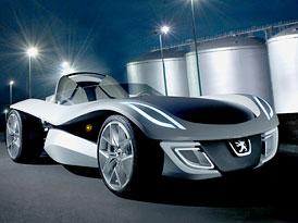 Peugeot Flux Concept 1:1