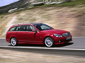 Mercedes-Benz třídy C kombi: první ceny pro český trh