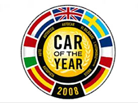 Titul Car of the Year 2008 pro Fiat 500