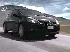 Video: Renault Clio Sport – rychlý v přímce i v zatáčce