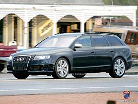 Spy Photos: Audi RS6 bez maskování (poslední foto před premiérou)