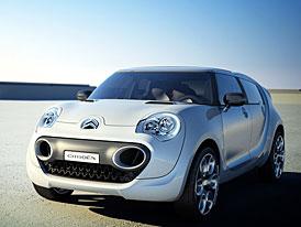 Citroën C-Cactus: další koncept francouzské značky pro IAA (oficiální informace)