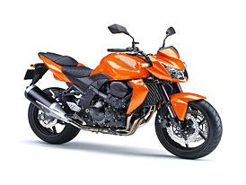 Kawasaki Z750 v nových barvách pro rok 2008