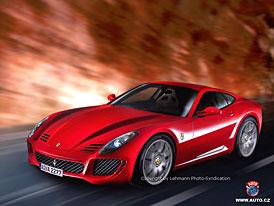 Spy Photos: Baby-Ferrari Dino potřetí (doplněno video)