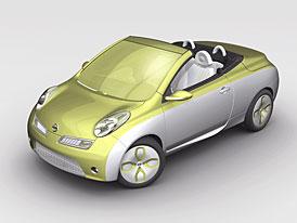 Nissan Micra Colour + Concept – pro barevnější svět