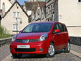 Nissan Note: Silnější motor 1,5 dCi (76 kW) v prodeji