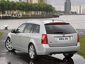 Cadillac BLS Wagon: nov� kombi se p�edstav� ve Frankfurtu