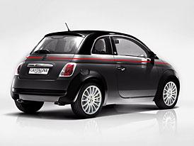Castagna se pustí do Fiatu 500