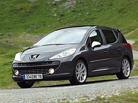 Peugeot 207 SW na českém trhu od 329.900,-