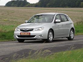 Subaru Impreza na �esk�m trhu, z�klad pod p�lmilion, WRX pod 900 tis�c
