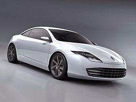 Renault Laguna Coupe Concept: Zátoka elegance