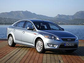 Ford vyzdvihuje přednosti systému IVDC nabízeného pro nové Mondeo