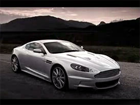 Video: Aston Martin DBS – jízda bez Jamese Bonda