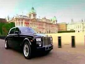 Video: Rolls-Royce Phantom � v�roba luxusn� limuz�ny