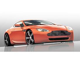 Aston Martin V8 Vantage N400 a DB9 LM: Těšíme se do Frankfurtu