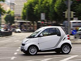 Hybridn� Smart ForTwo MHD: jezd�te s MHD, sn��te spot�ebu