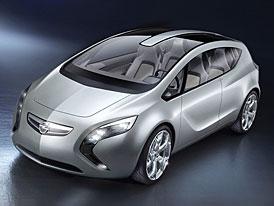 Opel Flextreme: evropské provedení Chevroletu Volt