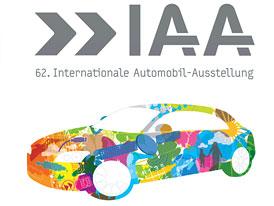 Frankfurtský autosalon 2007: praktické informace