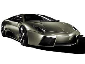 Frankfurt živě: Lamborghini Reventon – supersport ve vojenském stylu