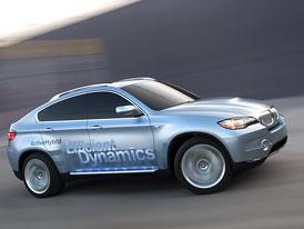 Frankfurt �iv�: BMW X6 ActiveHybrid - omluva za nov� SUV