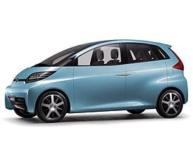 Frankfurt živě: Daihatsu HSC – propracovaná aerodynamika a nízká spotřeba