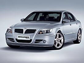 ��nsk� vozy Brilliance bude do �R dov�et Charouz Motors, smlouva je podeps�na.