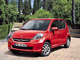 Nové Subaru Justy na českém trhu (návrat Daihatsu)
