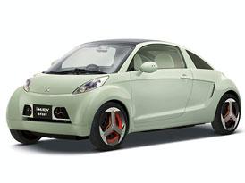 Mitsubishi i MiEV Sport: elektrický nezbeda