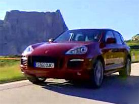 Video: Porsche Cayenne GTS – doplnění řady sportovních SUV